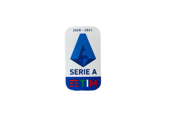 Serie A Sleeve Patch - Soccer90