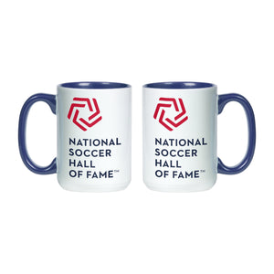National Soccer Hall of Fame Mug - Soccer 90