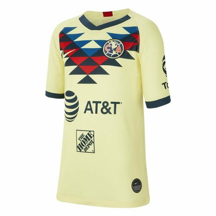 19 Club America Youth Home Jersey - Soccer90
