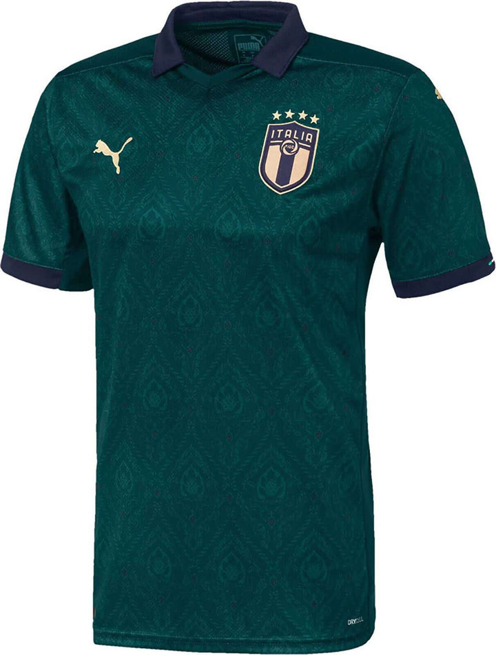 19/20 FIGC Italia 3rd Jersey - Soccer90