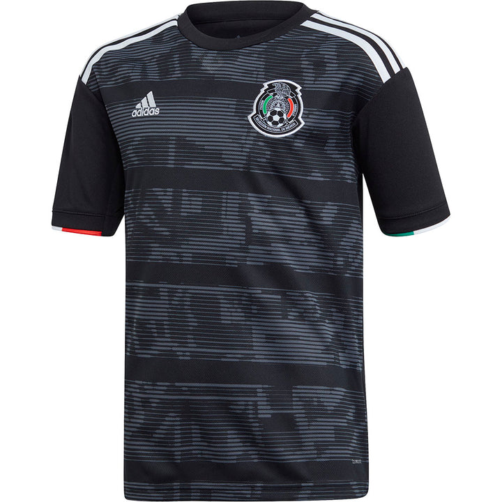 19 Mexico Youth Home Jersey - Soccer90