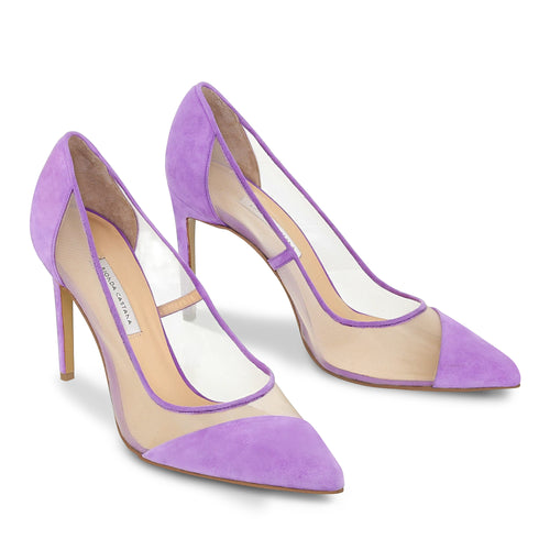 Bay Pointed Cut Out Pump