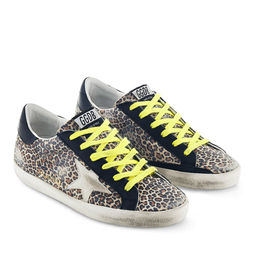 Superstar Suede Leopard