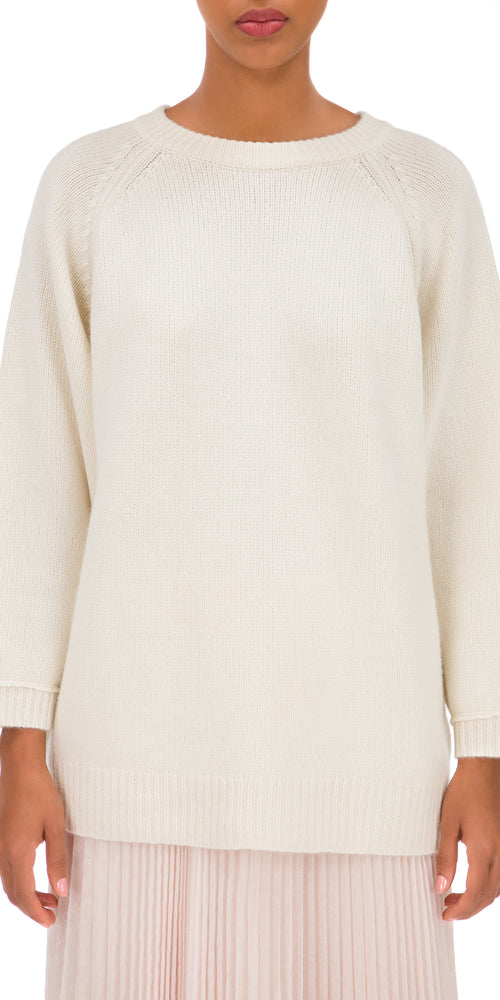 Park Lane Round Neck Long Sleeve