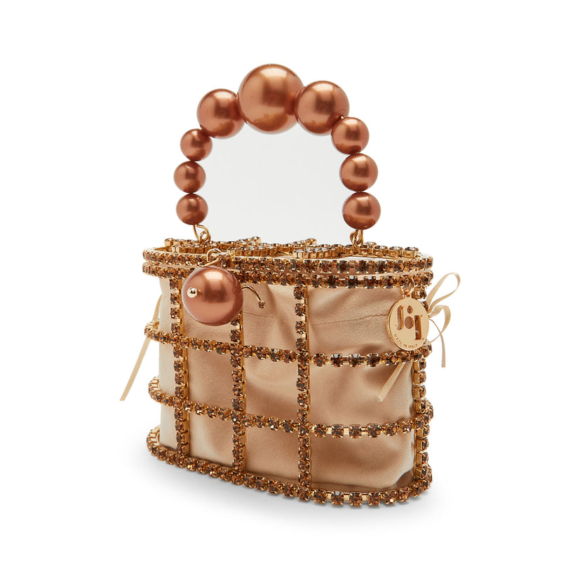 Holli Pearl Crystal Bag