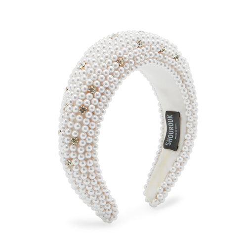 Clotilde Beaded Headband