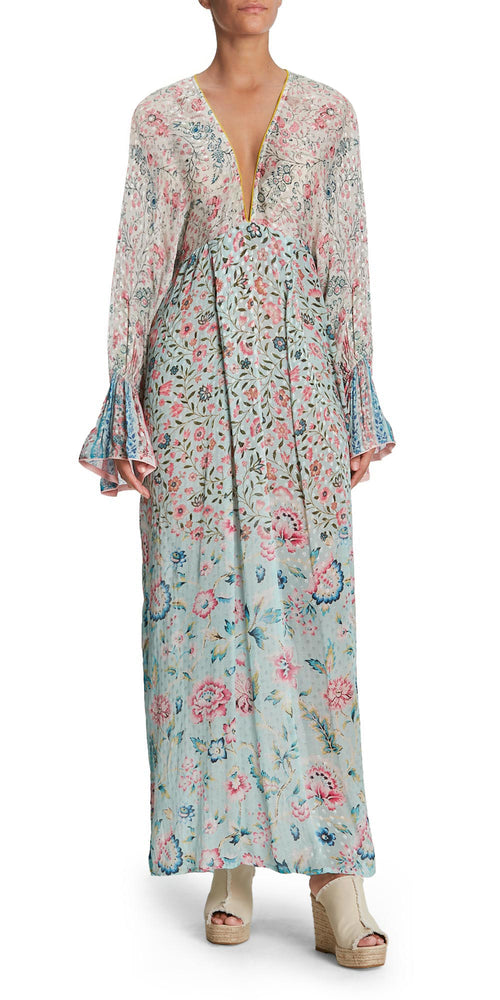 Hana Long Sleeve Kaftan