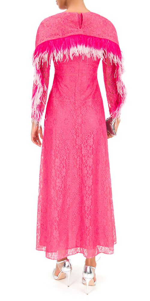 Ludmilla Lace Gown