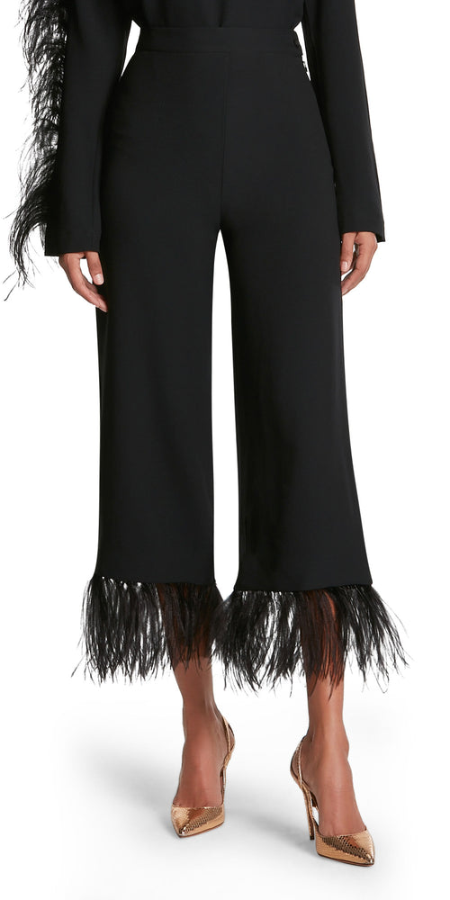 Sun Concure Feather Trousers