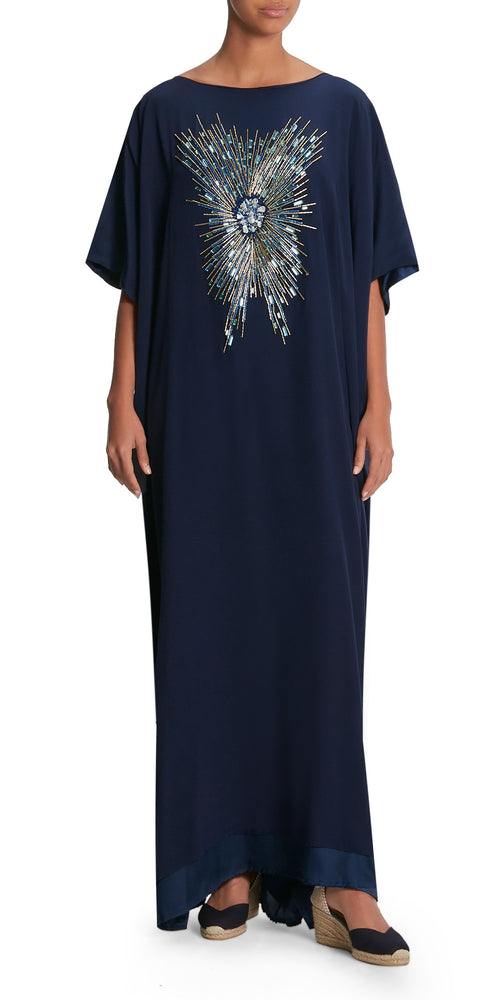 Supernova Embroidered Kaftan