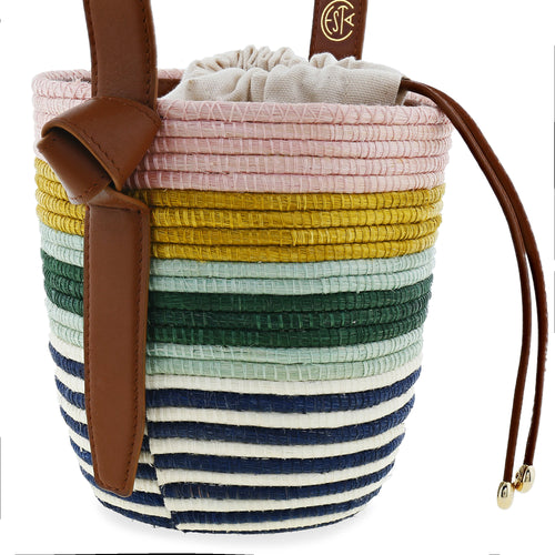 Multi Stripe Lunchpail
