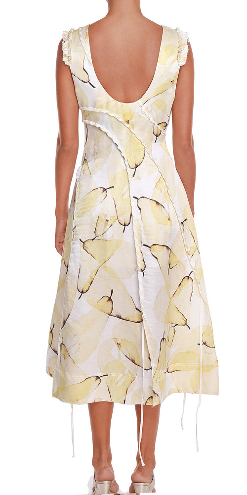 Sleeveless Pear Dress
