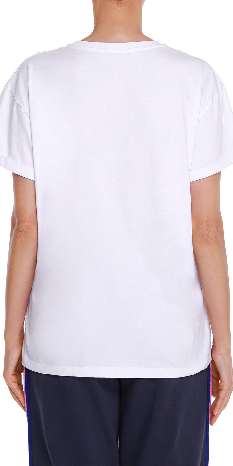 Degrade White T-Shirt