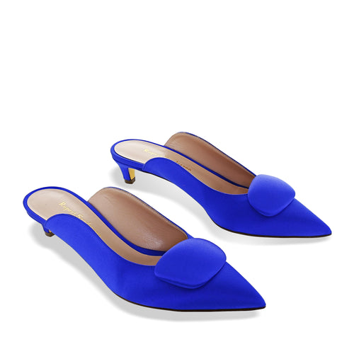 Lullaby Satin Mule