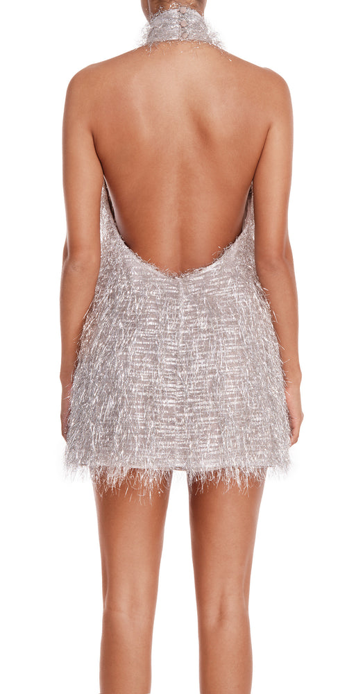 Barbarella Halter Dress