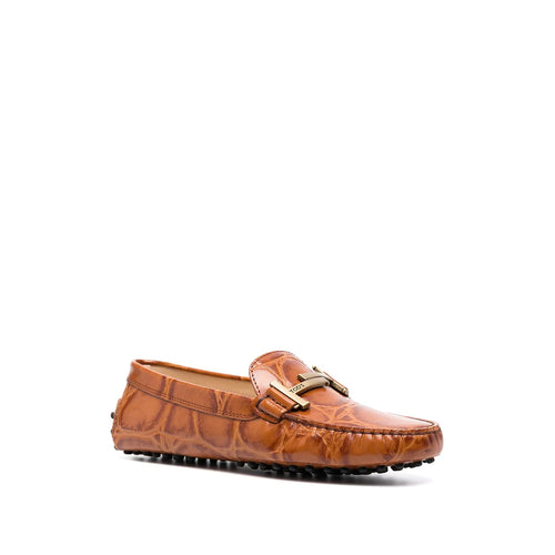 Double T Gommini Loafers