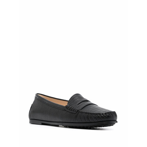 City Gommini Loafers With Penny Bar