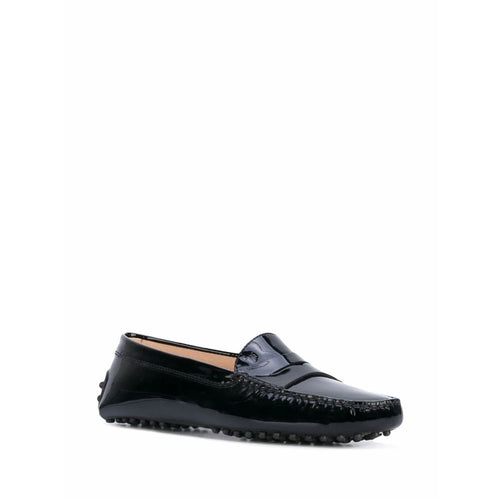 Gommini Loafers With Penny Bar