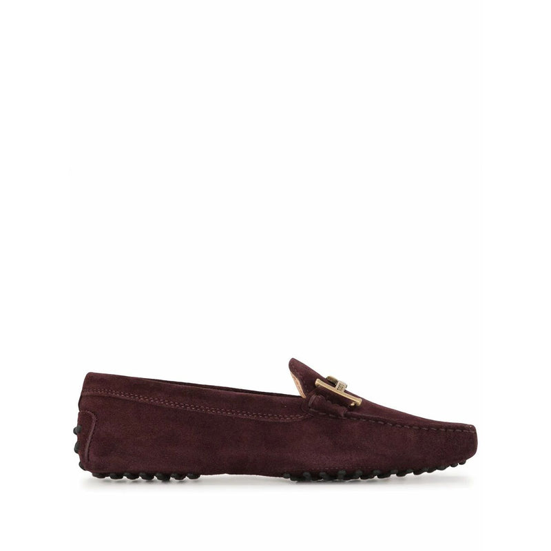 Gommini Loafers With Double T Accessory