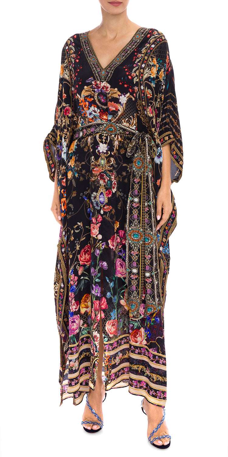 Kaftan With Belt