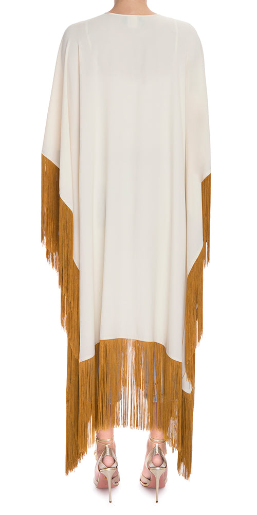 Lee Fringed Cape