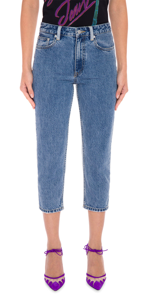 Tailored Two Tone Jeans