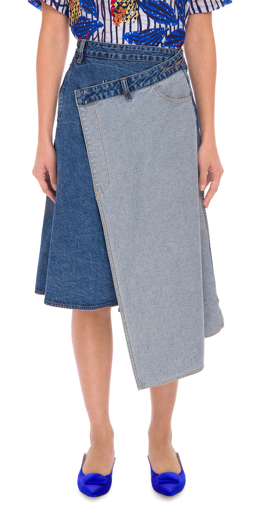 Inside Out Circle Skirt