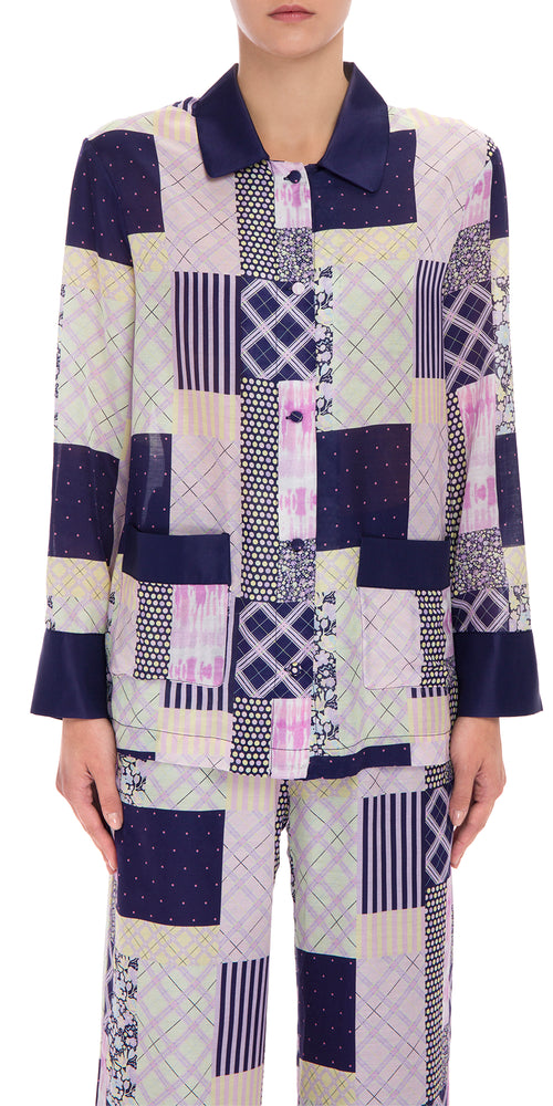 Molly Patchwork Blouse