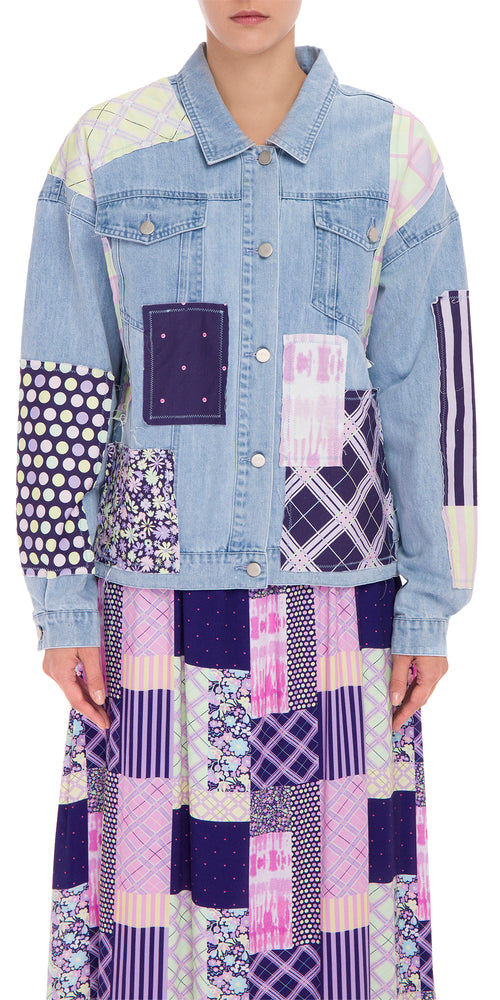 Julia Patchwork Jacket