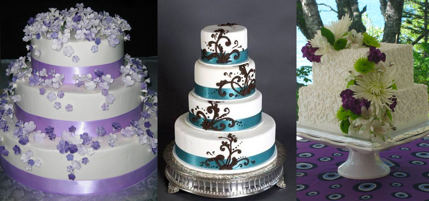 Wedding Cakes that Delight.