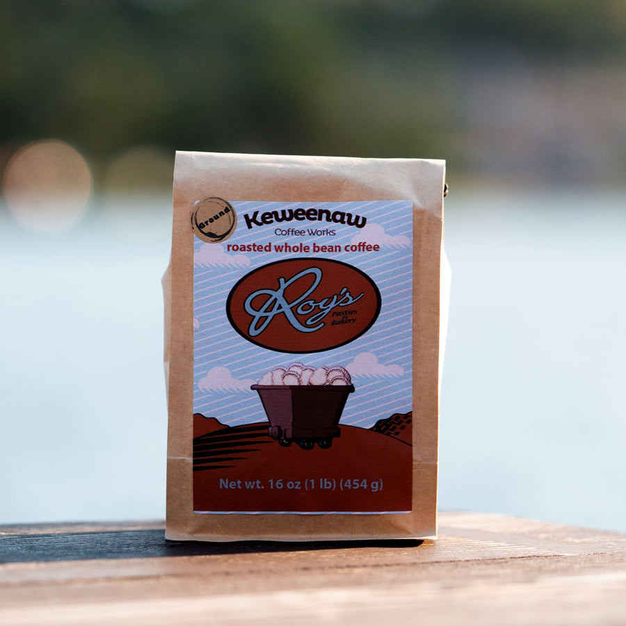 Roy's Original Coffee Blend