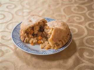 Vegetarian Pasty (Frozen)