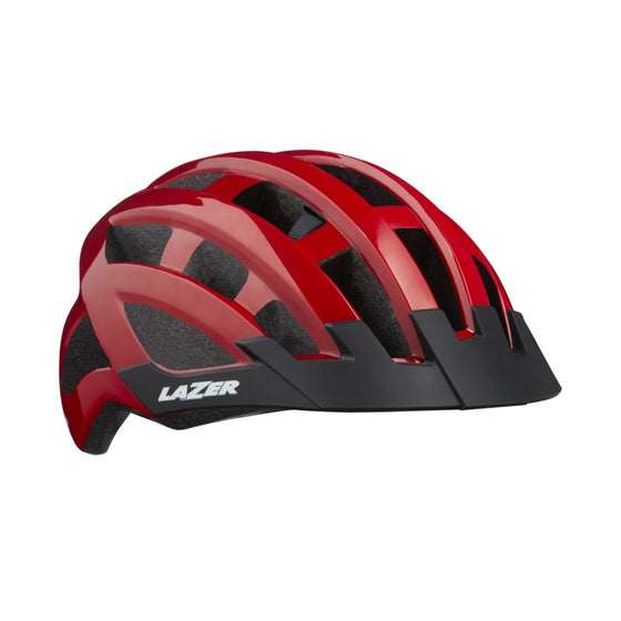Casco LAZER Compact RED
