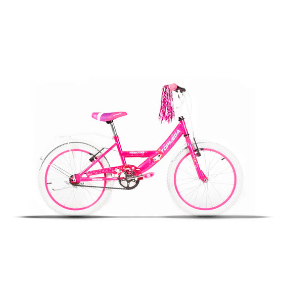 Bicicleta Cross Top Mega Princess R20 Rosado