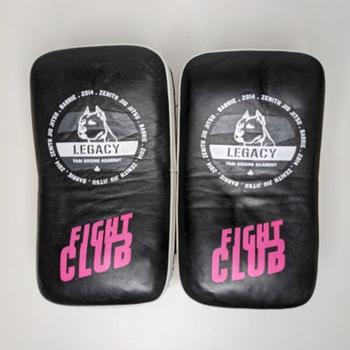 USED Legacy x Kimurawear Muay Thai Pads #2 (8/10 Condition)