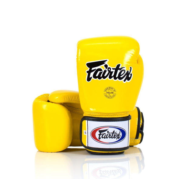 FAIRTEX UNIVERSAL TIGHT-FIT BOXING GLOVES - BGV1 - Multiple Colors