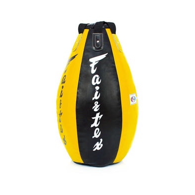 FAIRTEX SUPER TEAR DROP HEAVY BAG - UNFILLED - HB15
