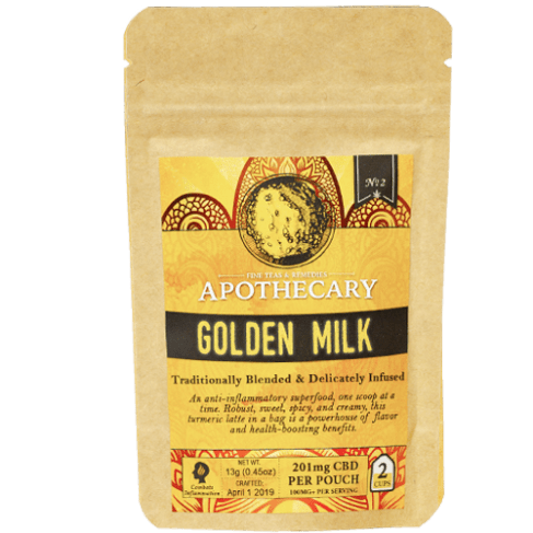 Brothers Apothecary Golden Milk | CBD Golden Milk Turmeric Latte