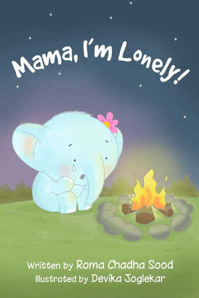 Children's Book - Mama, I'm Lonely! (Paperback)