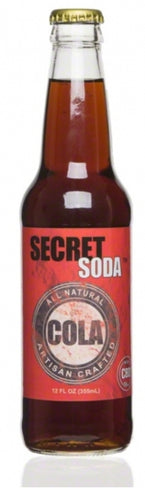 Secret Cola with Full Spectrum Hemp