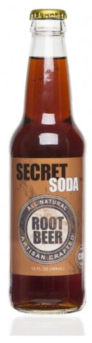 Secret Root Beer with Full Spectrum Hemp