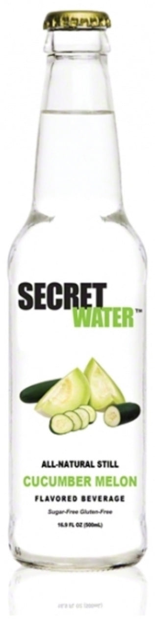 Secret Water Cucumber Melon with Full Spectrum Hemp