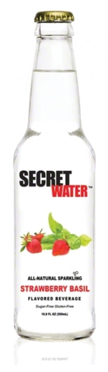 Secret Water Strawberry Basil with Full Spectrum Hemp