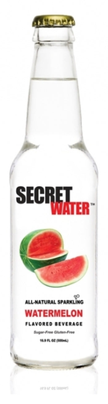Secret Water Watermelon with Full Spectrum Hemp