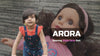 (VIDEO) Arora Opening A New Toy - Style Girls Doll