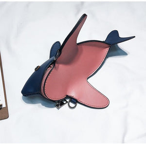 'Shark Attack' Crossbody
