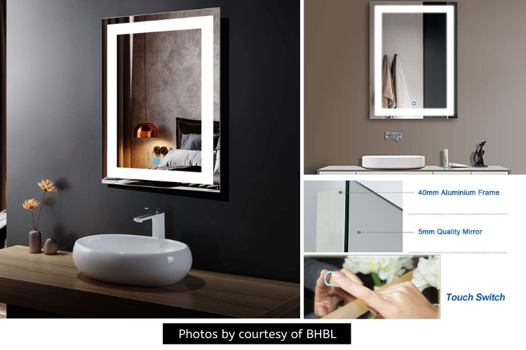 BHBL LED Backlit Mirror Review - The Perfect Upgrade To Your Day/Night Time Routine