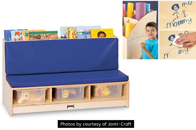 Jonti-Craft Literacy Couch Review - A Smart Investment For Your Kids
