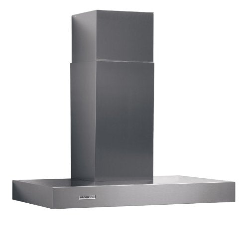 Broan RM533604 Elite Wall-Mounted Chimney Hood, Stainless Steel Hood with Internal Blower for Kitchen, 7.0 Sones, 370 CFM, 36
