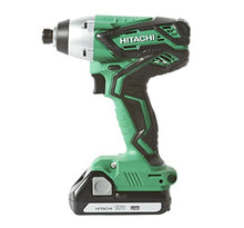 Load image into Gallery viewer, Hitachi KC18DGLS 18V Lithium Ion Cordless Combo Kit DV18DGL Hammer Drill & WH18DGL Impact Driver with 2-1.5Ah Batteries